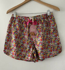 Peter Alexander Women's Floral Mid Shorts Size XS RRP$59.95