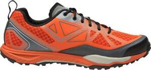 Pearl Izumi X-Alp Seek VII Red Orange Cycling Shoes NIB Sz 48