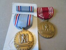 Military Medal and ribbons