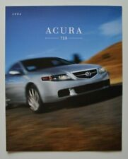 ACURA TSX 2004 dealer brochure - French - Canada