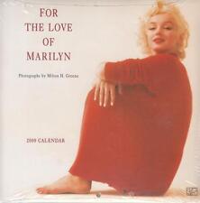calendrier 2000 Marilyn Monroe