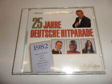 CD  25 Jahre deutsche Hitparade 1982