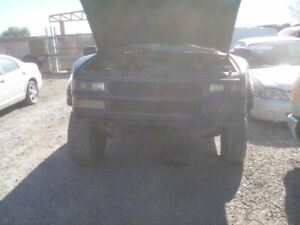 Driver Headlight I-beam Front Axle Only Fits 90-02 CHEVROLET 3500 PICKUP 163904