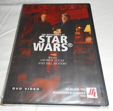 The Mythology of Star Wars with George Lucas and Bill Moyers Brand New DVD Video