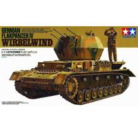 Tamiya 35233 German Flakpanzer IV Wirbelwind 1/35