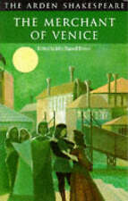 Merchant of Venice (Arden Shakespeare Second (Paperback))-ExLibrary