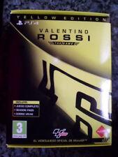 Valentino Rossi The Game Yellow Edition PS4 Nuevo Carreras Moto GP PAL España,