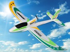 Pichler Avion RC Domino 3 PNP vert Envergure 1420mm Prêt à voler Moteur Servo