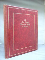 The Story of the First British Automobile Rally to America 1936 - Ltd Edition HB