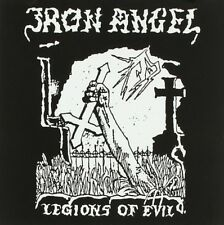IRON ANGEL - LEGIONS OF EVIL   CD NEW+