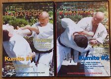 L'ART & SCIENCE OF TRADITIONAL Shotokan Karaté kumité #1 & #2 par Ray Dalke