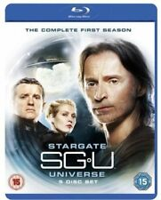 Stargate Universe: The Complete First Season (Blu-ray)