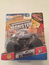 2012 Hot Wheels Monster Jam Ice Monster Die Cast 1:64,MISP (B46)