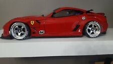 Custom 200mm Wide Body Ferrari 599XX.  BODY ONLY. Fits Usakani, Yokomo, MST, etc