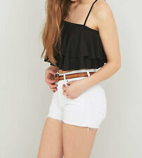 35% OFF! URBAN OUTFITTERS KIMCHI BLUE CAROLINE RUFFLE TOP MEDIUM BNEW 10,00 €