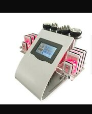 Apollo Pro 40k Ultrasonic liposuction cavitation vacuum RF lipo slim machine UK