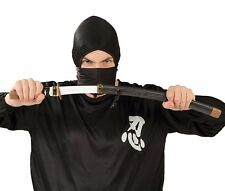 Adults Toy Samurai Sword Japanese Ninja Fancy Dress Outfit Accessory Weapon Prop