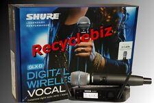 Shure GLXD24/B87A Wireless Microphone BETA 87 Z2 Digital IN STOCK! FREE SHIPPING
