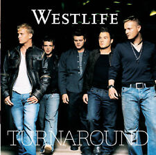 Turnaround by Westlife (CD, Nov-2003, MSI Music Distribution)