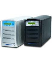 1-2 Tower VINPOWER SharkCopier DVD CD Duplicator 320GB HD M-Disc Support