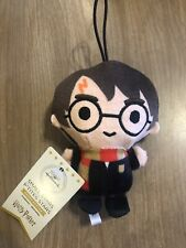 Harry Potter Hallmark Ornament Plush Small Stars Gryffindor Xmas Christmas