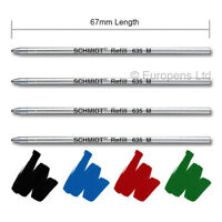 Schmidt Mine Refills D1 (635M) Compatible Ballpoint Pen 5,10,25,50,100 packs