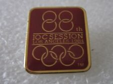 1984 los angeles 88th Session pin Badge