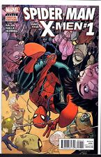 Spider-Man and the X-Men #1 NM Unread Bag and Board