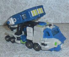 Transformers Energon Barricade Complete Deluxe