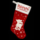 """CHRISTMAS STOCKING plays """"RUDOLPH the RED-NOSED REINDEER"""""""
