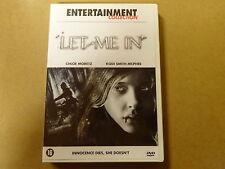 DVD / LET ME IN ( CHLOE MORETZ, KODI SMITH- McPHEE )