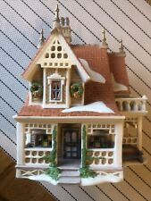 Dept 56 Bobwhite Cottage New England Village Retired #56576 Exc. Condition!