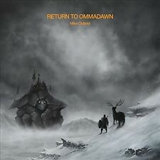 Return to Ommadawn 2017 Mike Oldfield CD