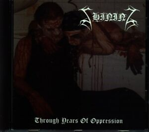 Shining - Through Years of Oppression CD