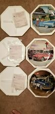 Classic Memories Plate Collection by Ernst for Hamilton 3 in Series Limited Ed