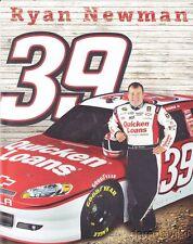 "2012 Ryan Newman Quicken Loans ""1st issued"" Chevy Impala NASCAR SC postcard"
