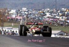Jochen Rindt Gold Leaf Team Lotus 49B Winner USA Grand Prix 1969 Photograph 4
