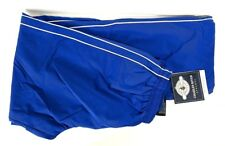 Running Pants Small Blue Microfiber Fitness/Exercise Charles River Track Suit