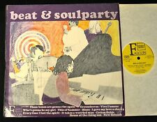 Beat & Soulparty GERMAN PRESSING  Falcon 7059 Lightning Soul Players Happy Beat