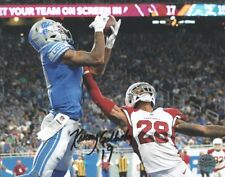 Kenny Golladay Signed 8x10 Photo Detroit Lions Catch ~ Golladay Authentic Auto