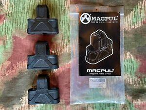 NEW x3 GENUINE MAGPUL 5.56mm MAGAZINE ASSISTS - BLACK