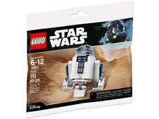 Lego Star Wars 30611 R2-D2 May 4th Exclusive Polybag Set NEW SEALED