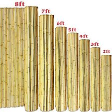 Bamboo Garden Canes Strong Heavy Duty Garden Plant Support Sticks all sizes