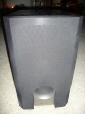 "Modified Onkyo SKW-540 Black Powered 10"" Sub Woofer with Boston Acoustics Driver"