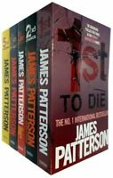 James Patterson Womens Murder Club Series (1-5) Collection 5 Books Pack Set NEW