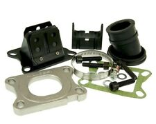 Intake Manifold Malossi MHR Viton 21mm-Fantic Caballero/Gilera GSM H@K,RCR-SMT50