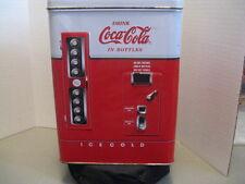 Coca Cola Vending Machine Tin ~ **Gift Idea