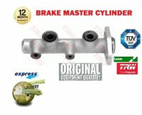 FOR FORD TRANSIT VAN BUS CHASSIS 1991-1997 NEW -ABS BRAKE MASTER CYLINDER