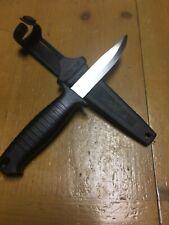 Rare 2010 Mora Sandvik Stainless Steel Morakniv 440 Scout Bushcraft Knife