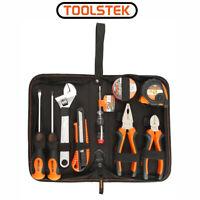 9 PCS Household Repair Tool Set DIY Hand Tools Kit Maintaince Screwdriver Pilers